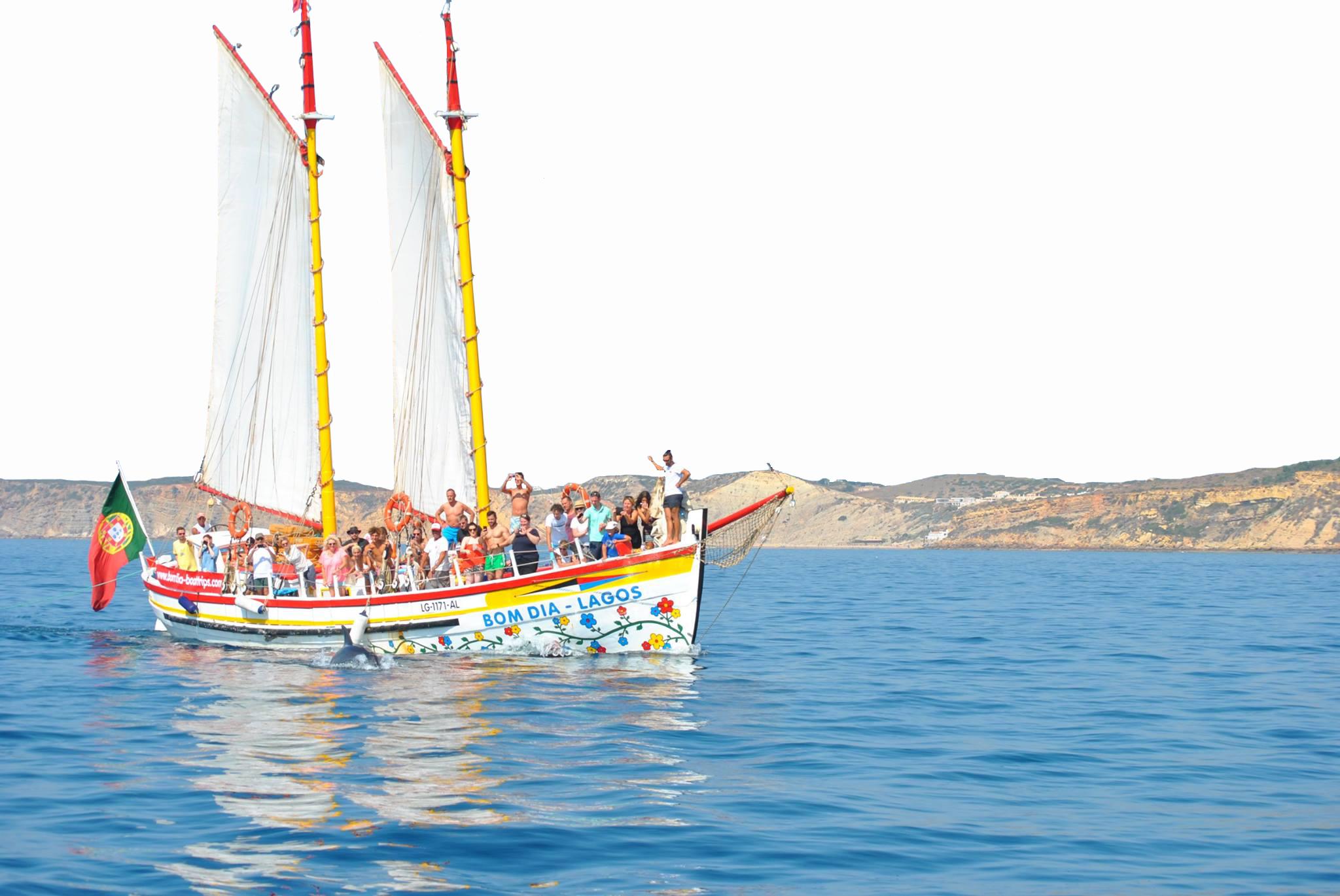 Bom dia Boat Trips Lagos